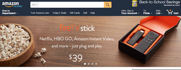 Redeeming Amazon Coupons
