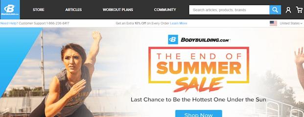 Where Do I Enter The Coupon on Bodybuilding.com?