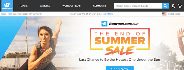 Where Do I Enter The Coupon on Bodybuilding.com?