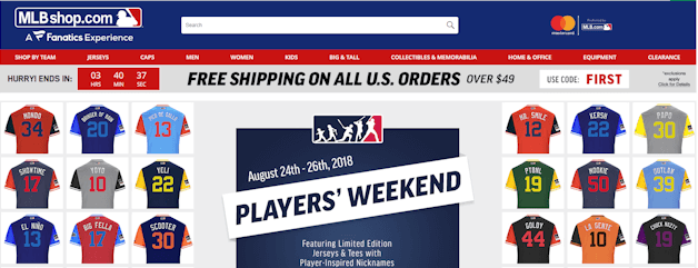 View MLB Shop Deals How to Use Coupons and Codes. o79yv71net.ml coupons and promo codes are a snap to use. Simply navigate to your cart and enter them into the field just above your merchandise subtotal. You must enter your promo code before you proceed to checkout.