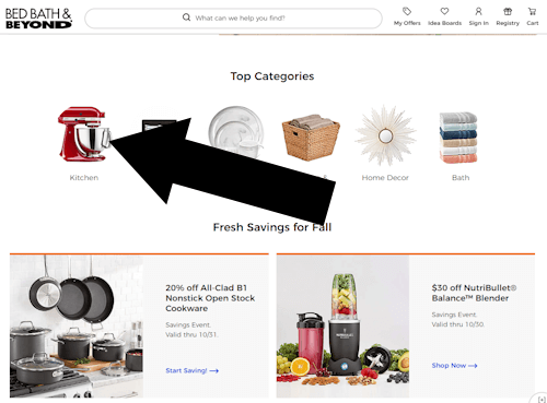How Do I Use Bed Bath and Beyond coupon