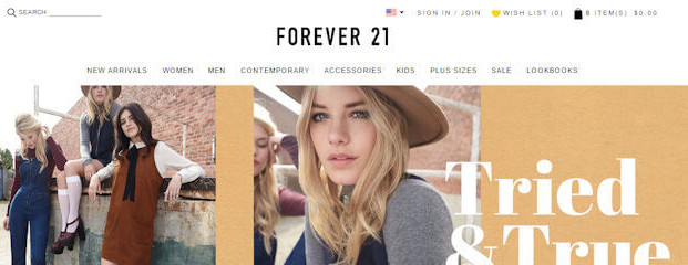 Where Do I Put The Code On Forever 21?