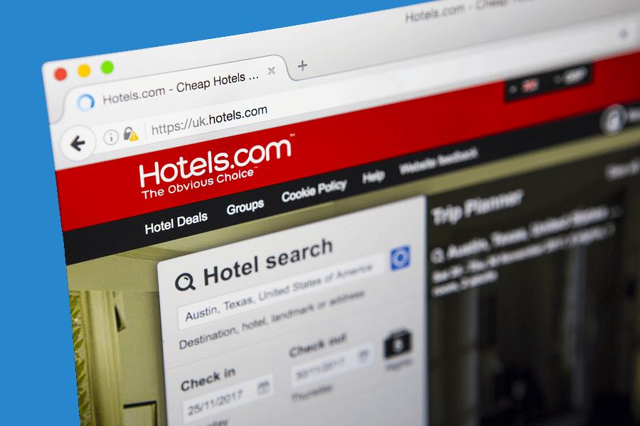 Where Do I Enter My Hotels.com Coupon?