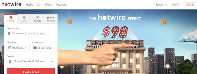 Where Do I Enter My Hotwire Coupon?