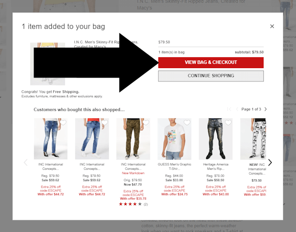 macys coupon step 3