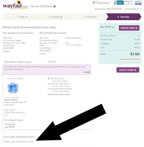 Wayfair Coupon Reddit 2019