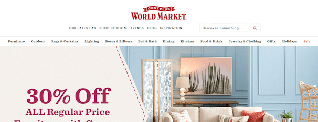 How To Use WorldMarket Promo Codes
