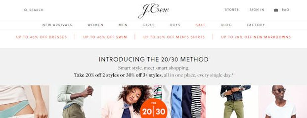 How Do I Use A Coupon At J Crew?