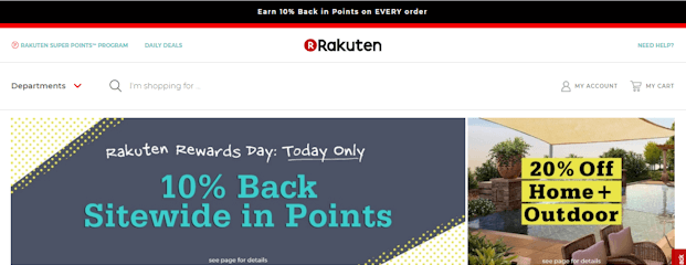 Where Do I Enter The Coupon On Rakuten?