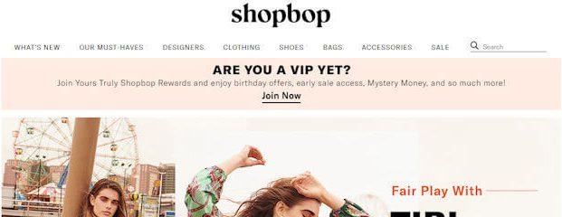 Where Do I Enter The Coupon On ShopBop?