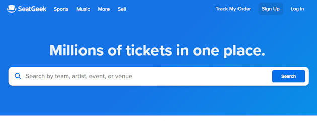 Where do I Enter the Coupon on Seatgeek?